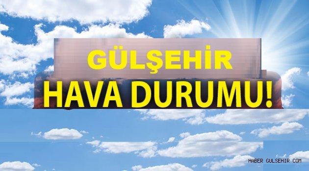 Gülşehir'de Yağışlı Hava Devam Edecek.'! 5 Günlük Hava Durumu
