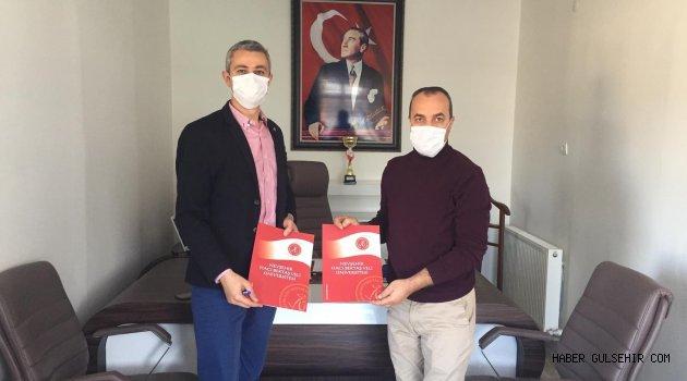 Hacıbektaş MYO ve Hacıbektaş İlçe Milli Eğitim Müdürlüğü Arasında İş Birliği Protokolü İmzalandı
