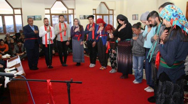 Hacıbektaş'ta Nevruz Cemi Yapıldı