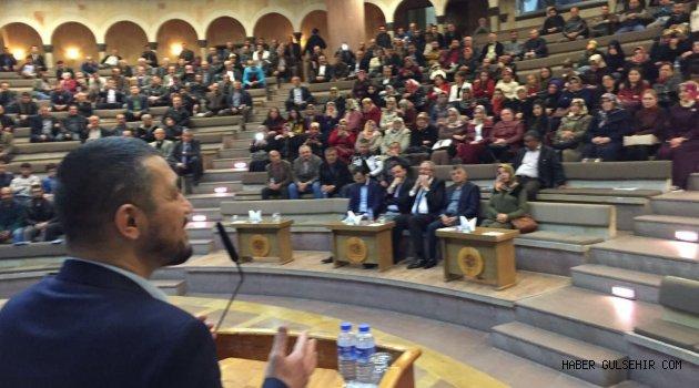 Hükümet Sistemi Halk oylaması sandık eğitim toplantısı gerçekleştirildi.