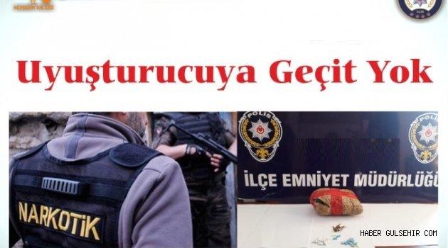 İki Uyuşturucu Taciri Tutuklandı.