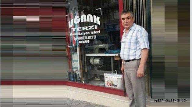 Gülşehir İlçe Esnaflarından Uğur Gürbüz Vefat Etti.
