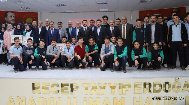 İlmihal Yarışması Ödül Töreni Nevşehir'de Yapıldı