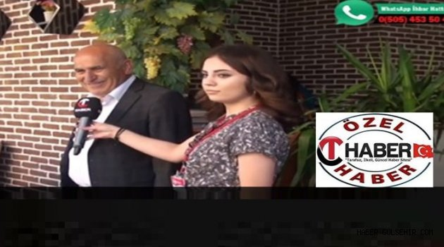 İYİ Parti İl Başkanı Ömer Ay İlk Röportajını Verdi