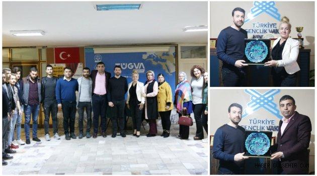 Kapadokya Sanayi ve İş Dünya'sı Federasyonundan TÜGVA'ya Ziyaret