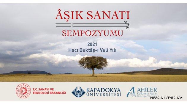 Kapadokya Üniversitesi, Âşık Sanatı Sempozyumu düzenliyor