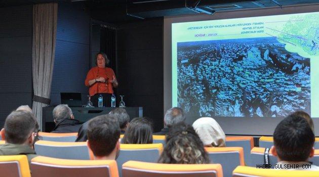 Kapadokya Üniversitesinde 'Kapadokya ve Koruma' Konuşuldu