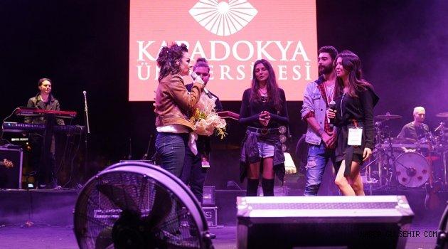 Kapadokya Üniversitesinden Muhteşem Fatma Turgut Konseri