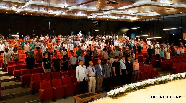 Kapadokya Üniversitesinden Rehber Öğretmenlere Konferans