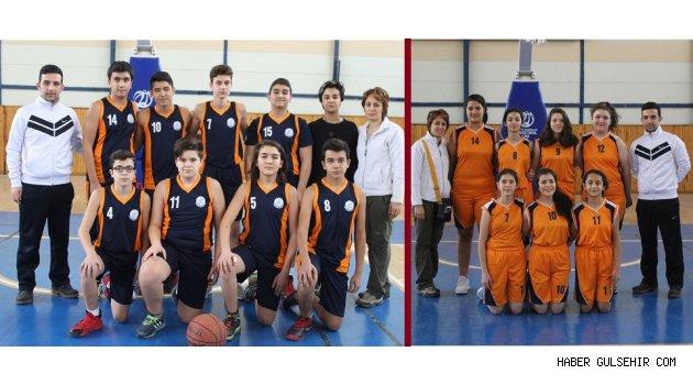 Kardelen Koleji Basketbol Maçlarında İddalı
