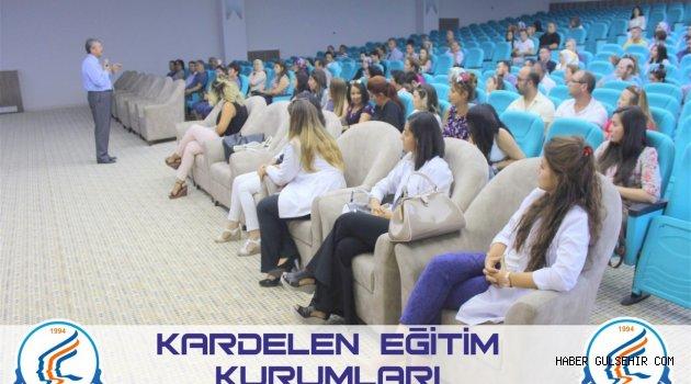 Kardelen Koleji'nde Yeni Velilerle Tanışma Toplantısı Yapıldı!