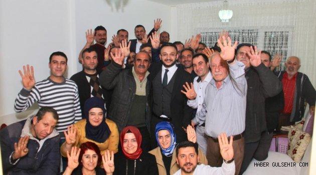 Kaya'dan Nevşehir'de Ev Ziyareti