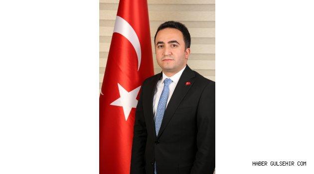 """Kaymakam Ahmet KAVANOZ'dan  15 Temmuz Demokrasi ve Milli Birlik Günü """" Mesajı"""