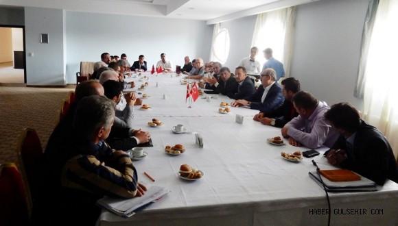 Kozaklı Jeotermal Dağıtım Projesi Bilgilendirme Toplantısı Yapıldı
