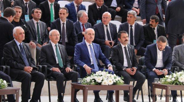 Kültür ve Turizm Bakanı Kurtulmuş Nevşehir'de