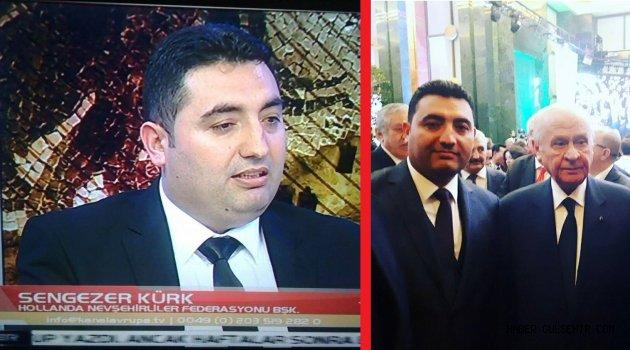 MHP'nin Gülşehir Belediye Başkan Adayı Kürk Oldu.