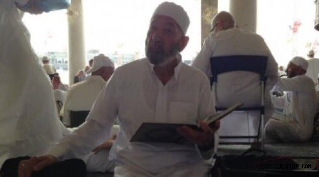 Milletvekili AÇIKGÖZ, Trafik Kazası Geçiren Emekli Savcı TEMİZ Abimizi Osmaniye'de Ziyaret etti.