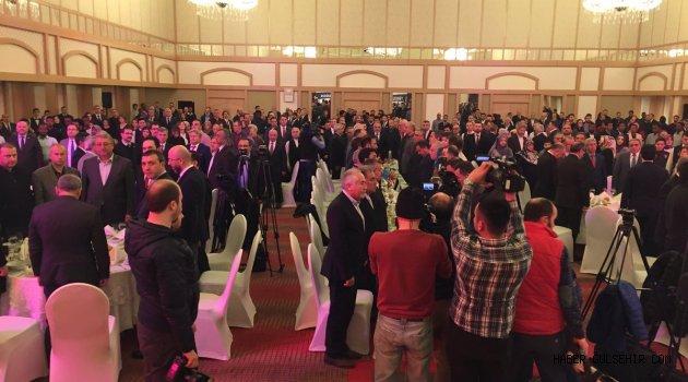 Milletvekili AÇIKGÖZ' Yerli Düşünce Derneği'nin 3. Yaş Kutlamalarına Katıldı