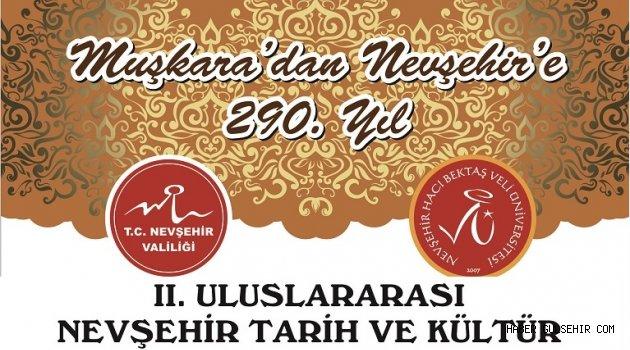 """""""MUŞKARA'DAN NEVŞEHİR'E 290. YIL"""""""