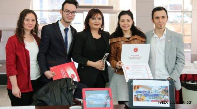 NEÜ, Turizm Fakültesi Tarafından 3. Geleneksel İstihdam Fuarı Düzenlendi