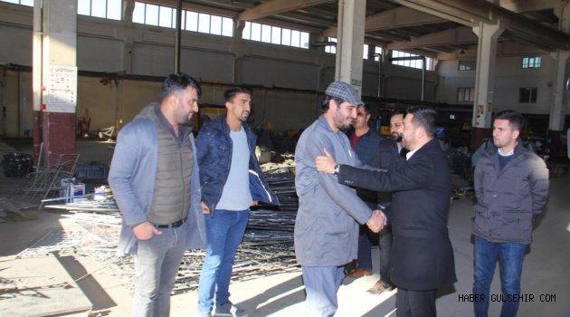 Nevşehir AK Parti Belediye Başkan Adayı Rasim Arı: İşçimiz de işverenimiz de başımızın tacı