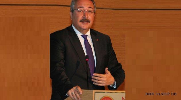 """Nevşehir Belediye Başkanı Hasan Ünver: """"15 Temmuz, Darbeye Karşı Milli Şahlanışın Simgesi Olmuştur"""""""