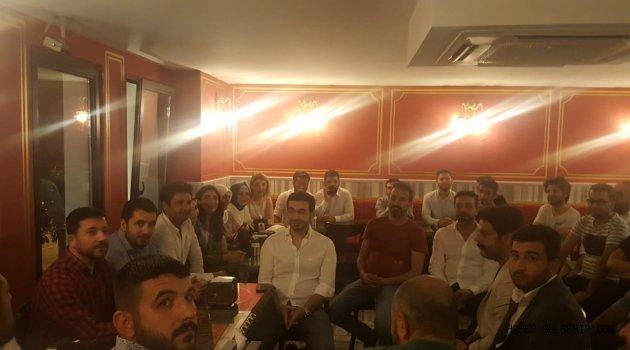 NEVŞEHİR BELEDİYE BAŞKANI RASİM ARI İSTANBUL'DA