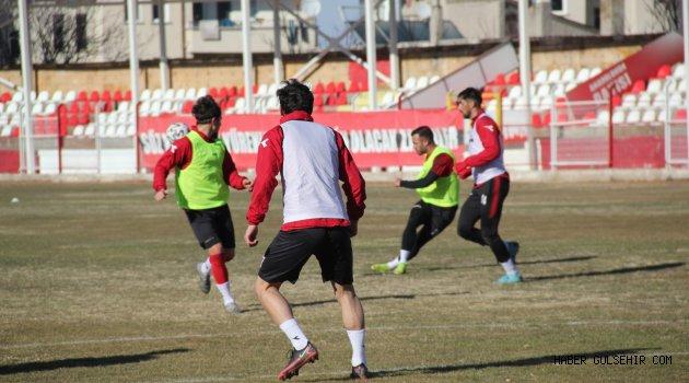 Nevşehir Belediye Spor Diyarbekirspor AŞ Hazırlıkları Devem ediyor