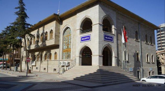 Nevşehir Belediyesinden  Yine Bir İlk