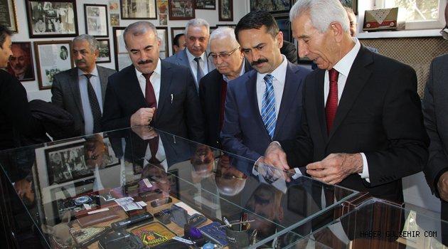 Nevşehir 'de Eğitim Müzesi Açıldı.