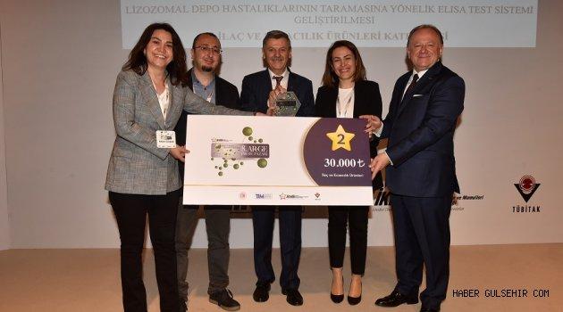 Nevşehir Hacı Bektaş Veli Üniversitesine Ödül Getiren Proje