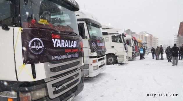 Nevşehir İl Müftülüğü, Bayır Bucak Türkmenlerini Unutmadı