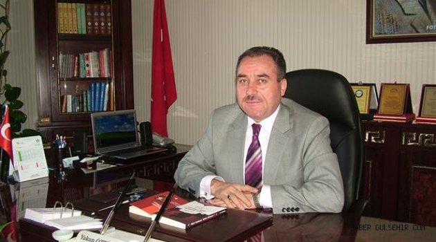 Nevşehir İl Müftüsü ÖZTÜRK'den Mevlit Kandili Mesajı.