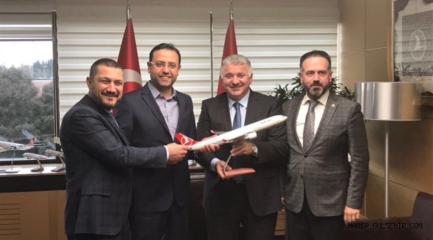 Nevşehir Milletvekilleri 'EMİTT 2018'' Fuarında