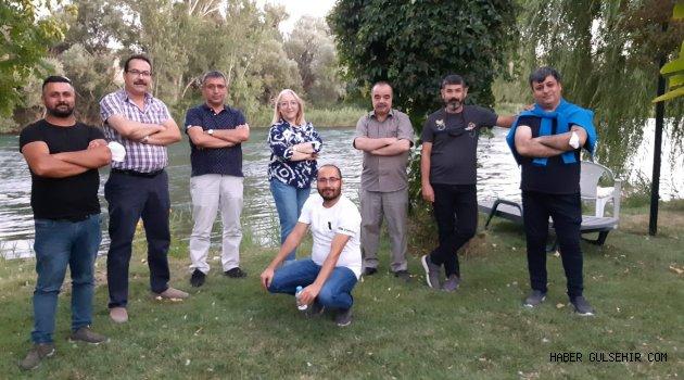 Nevşehir sevdalısı gazetecilerin birlik ve dayanışma toplantıları sürüyor