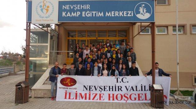 Nevşehir Valisi Aktaş, Biz Anadoluyuz Projesi Kapsamında Misafir Öğrencilerle Buluşmaya Devam Ediyor
