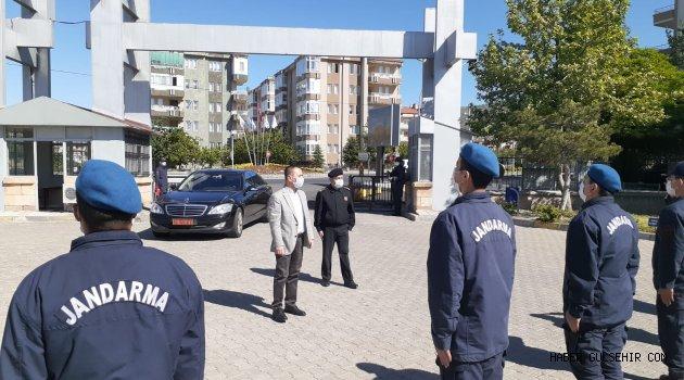 Nevşehir Valisi İlhami Aktaş'ın Bayram Ziyaretleri Devam Ediyor