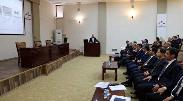 Nevşehir'de Bağımlılıkla Mücadele İl Koordinasyon Kurulu Toplantısı Yapıldı