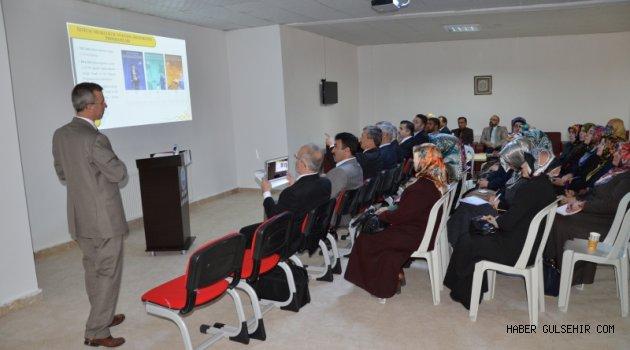 Nevşehir'de Eğitim Hizmetleri Semineri Düzenlendi