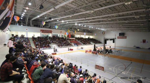 NEVÜ'den Lise Son Sınıf Öğrencilerine Yönelik 'Üniversiteye İlk Adım' Etkinliği