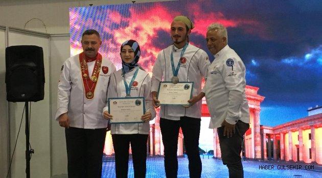NEVÜ Öğrencilerinden 6 Gümüş 1 Bronz Madalya