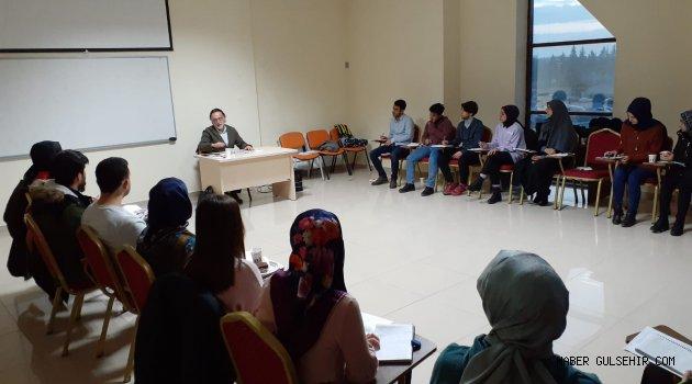 NEVÜ Okuma Kulübü Proje Yarışmasında Finale Kaldı