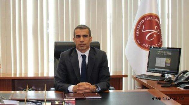 NEVÜ Rektörü Prof. Dr. Semih Aktekin'den Merhum Prof. Dr. Mehmet Köçer İçin Taziye Mesajı
