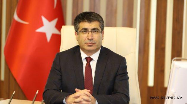 NEVÜ Rektörü Prof. Dr. Semih Aktekin'den Regaip Kandili Mesajı