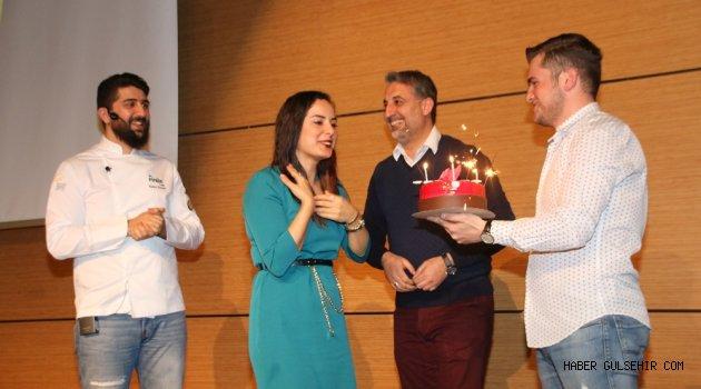 NEVÜ USET MYO ve  Kısık Ateş Dijital Gastronomi Platformu'ndan Söyleşi ve Bilgi Yarışması Etkinliği