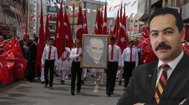 NGC Başkanı Ekici: 23 Nisan Türk milletinin gurur günüdür