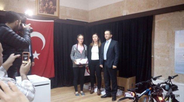 NOGDO AB Projesi Yarışması Ödül Töreni