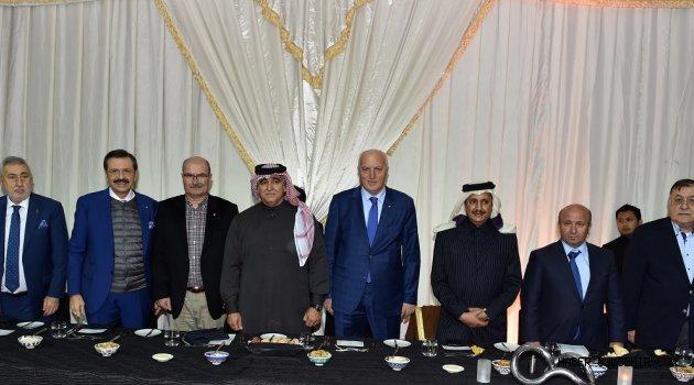 NTSO Başkanı M.Arif Parmaksız Katar'da Yapılan Kobi Konferansına Katıldı