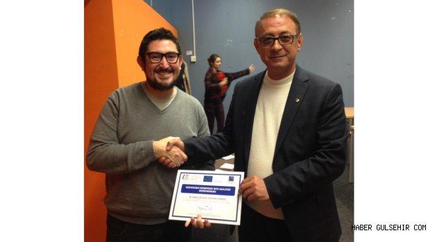 NTSO'nun AB Projesi SEQUEL'in 4. Toplantısı İspanya'da Yapıldı