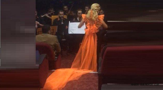 """""""Oda Müziği ve Orkestrası"""", Özel Nevşehir Çözüm Temel Lisesi ile ortaklaşa bir konser düzenledi."""